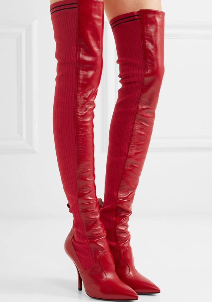 "Fendi ""Rockoko"" Boots"