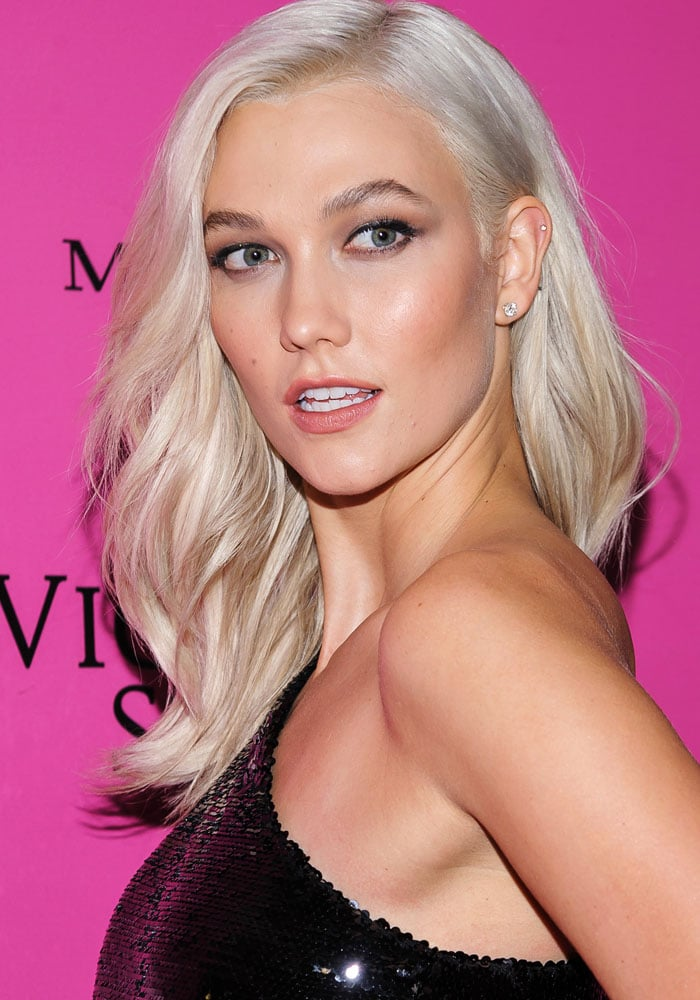 Karlie Kloss rejoins the Victoria's Secret roster after a three-year hiatus