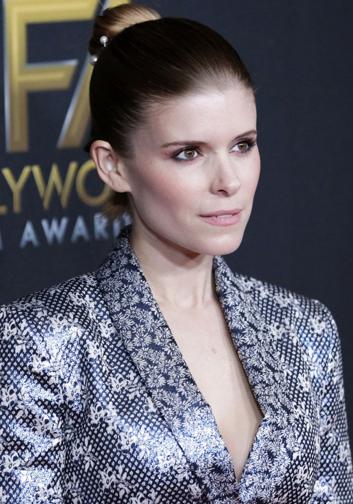 Kate Mara at the 21st Hollywood Film Awards held at the Beverly Hilton Hotel in Beverly Hills, California on November 5, 2017