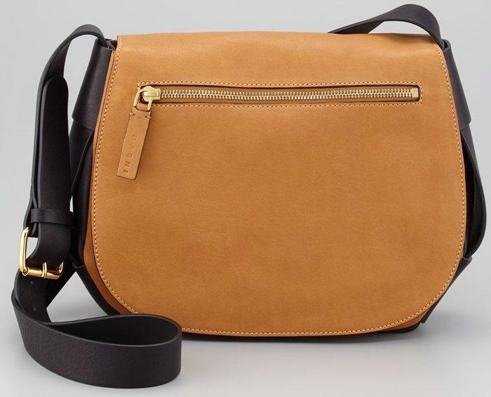 Marni Flap Medium Saddle Bag
