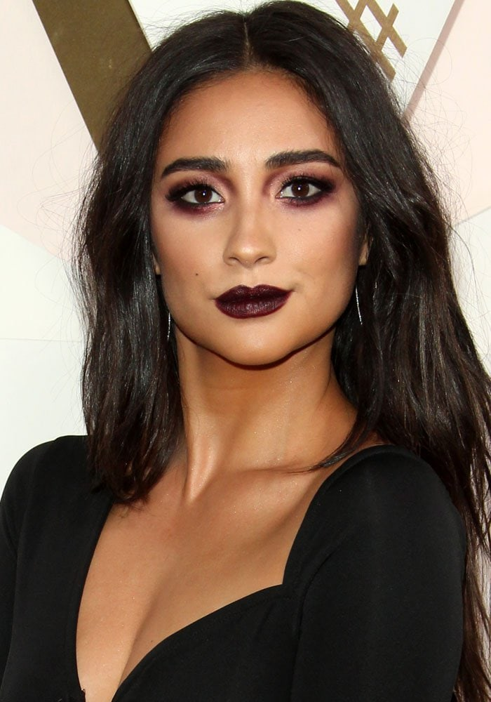 Shay Mitchell at the#REVOLVE Awards held at The Dream Hotel in Hollywood, California on November 2, 2017