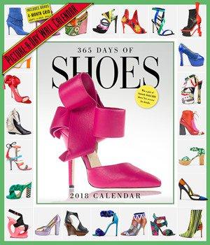 5 Best 2018 Shoe Calendars