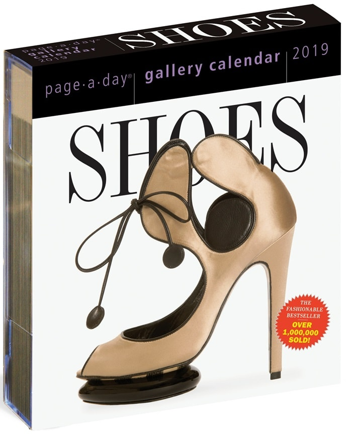 Page-A-Day Gallery Calendar 2019