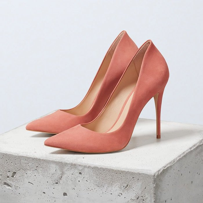 The Cassedy pump will help you get ready for your big debut with style