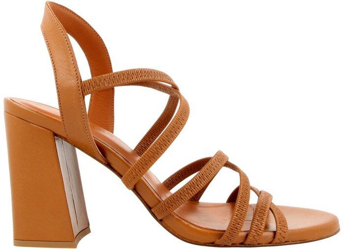 "By FAR ""Berta"" Strappy Sandals"