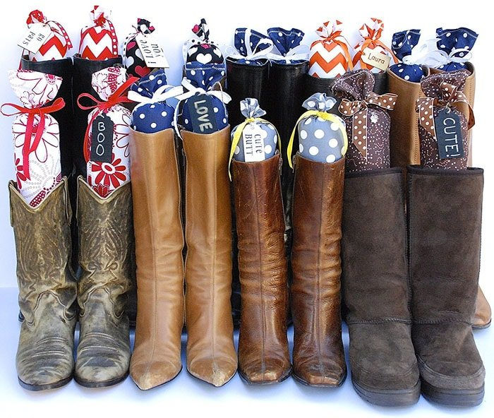 My Boot Trees boot shaper stands