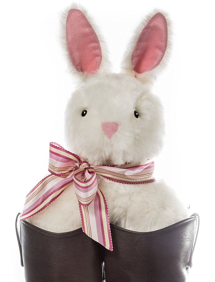 Bootniks Bunny boot trees - Vermont Teddy Bear Collection