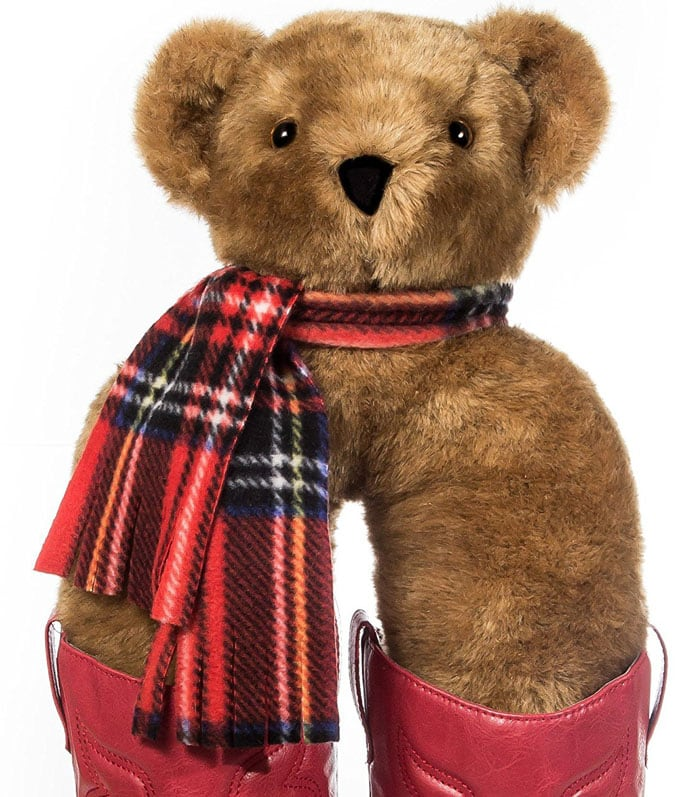 Bootniks Bear boot trees - Vermont Teddy Bear Collection