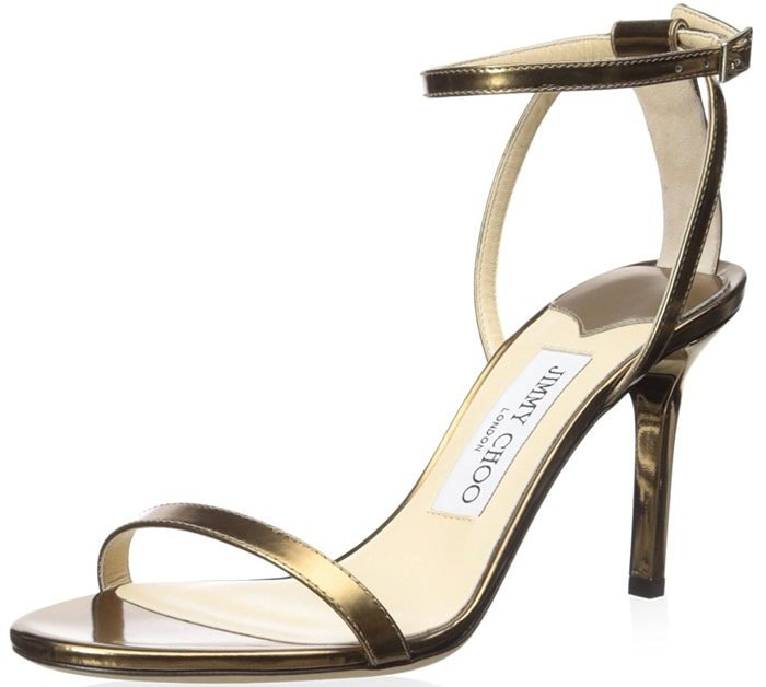 "Jimmy Choo ""Minny"" Sandals"