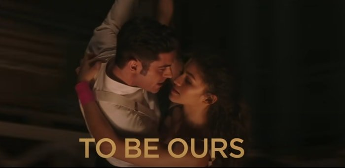 """Zac Efron and Zendaya singing """"Rewrite the Stars"""" for the film The Greatest Showman (2017)"""