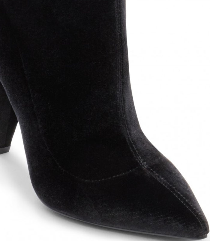 "Stella Luna Eventail ""Sleek"" Over the Knee Boots"