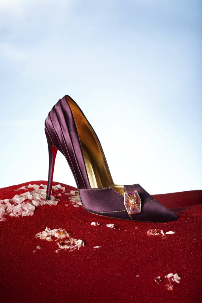 f98a83dc1e1 Christian Louboutin Creates 'Star Wars'-Themed Shoe Collection to ...