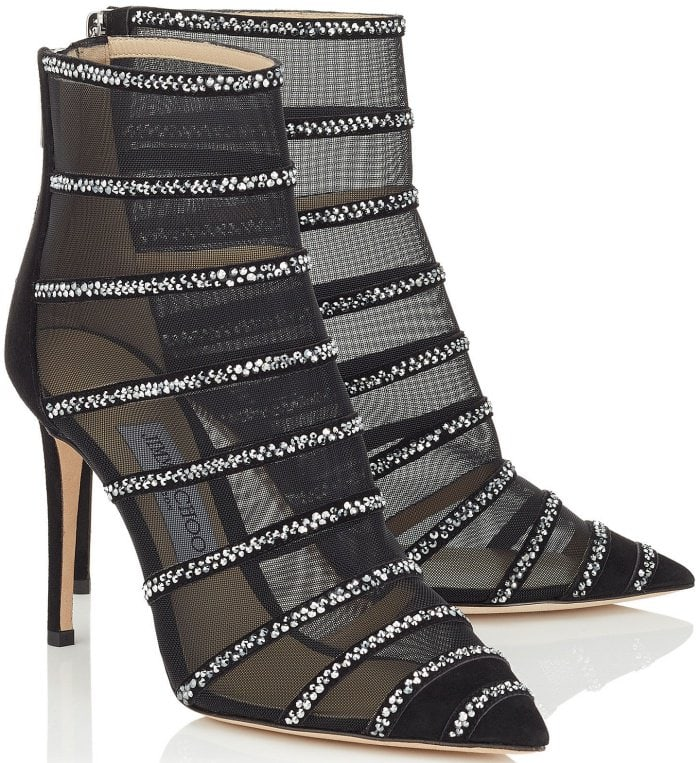 "Jimmy Choo ""Belle"" booties"
