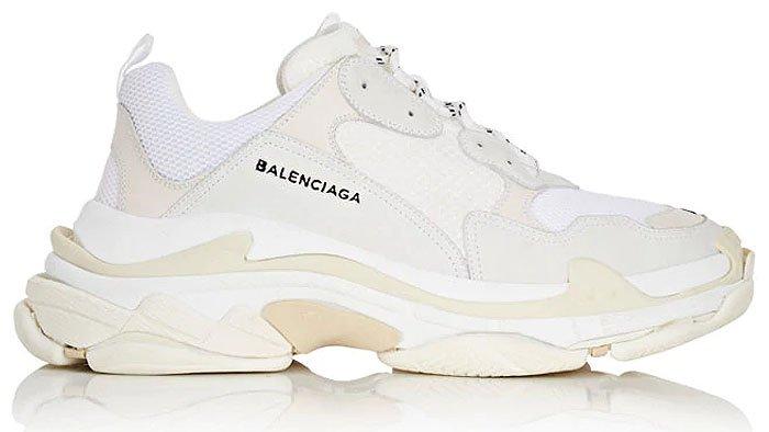 "Balenciaga Men's ""Triple S"" sneakers"
