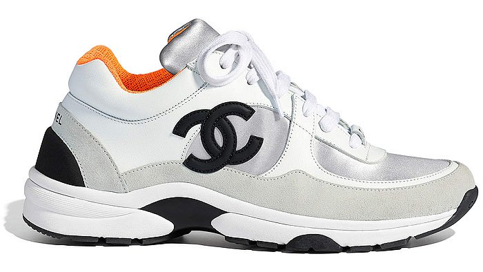 Chanel Spring/Summer 2018 pre-collection sneakers
