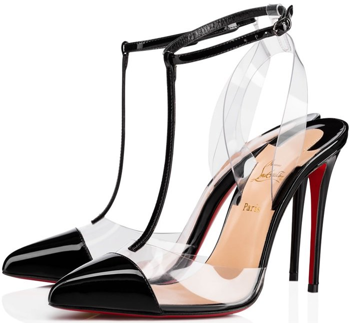 56612613ade3 Nosy PVC Pumps by Christian Louboutin  Why Celebrities Love Them