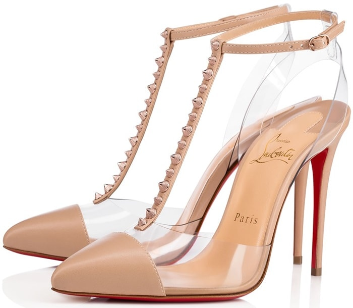 4b8ce8cfc708 Nosy PVC Pumps by Christian Louboutin  Why Celebrities Love Them