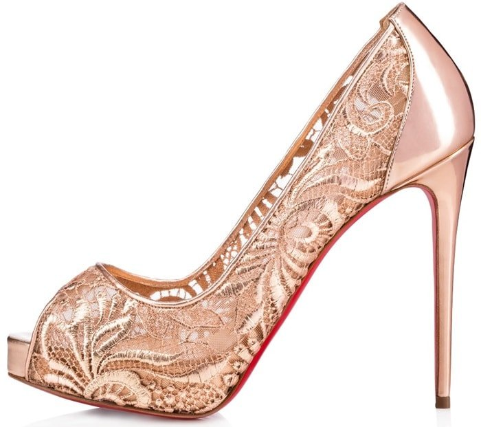 Wedding Bridal Heels: Christian Louboutin Wedding Shoes: 10 Red Bottom Bridal