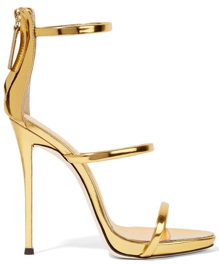 Giuseppe Zanotti 'Harmony' Triple-Strap Sandals