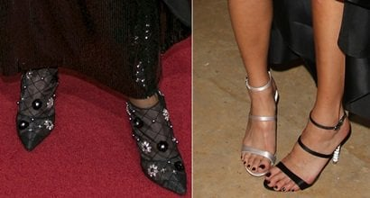 fda9d03a723 10 Best Celebrity Shoes at the 75th Annual Golden Globes