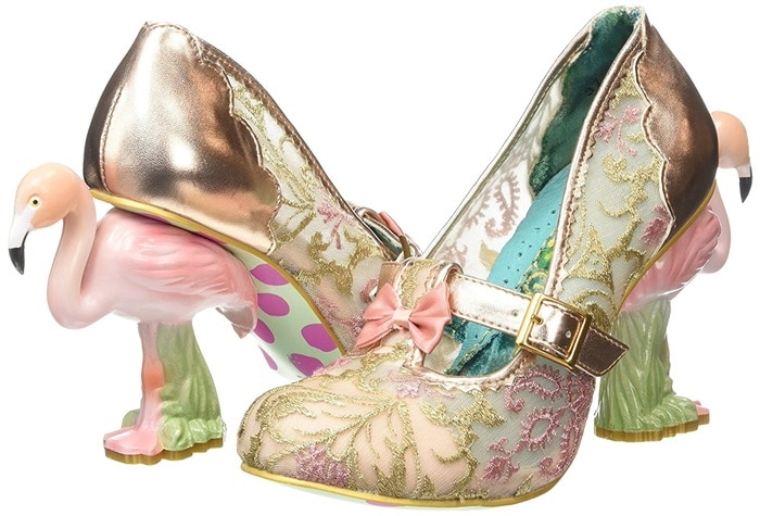 Irregular Choice 'Flamenco' Closed-Toe Pumps