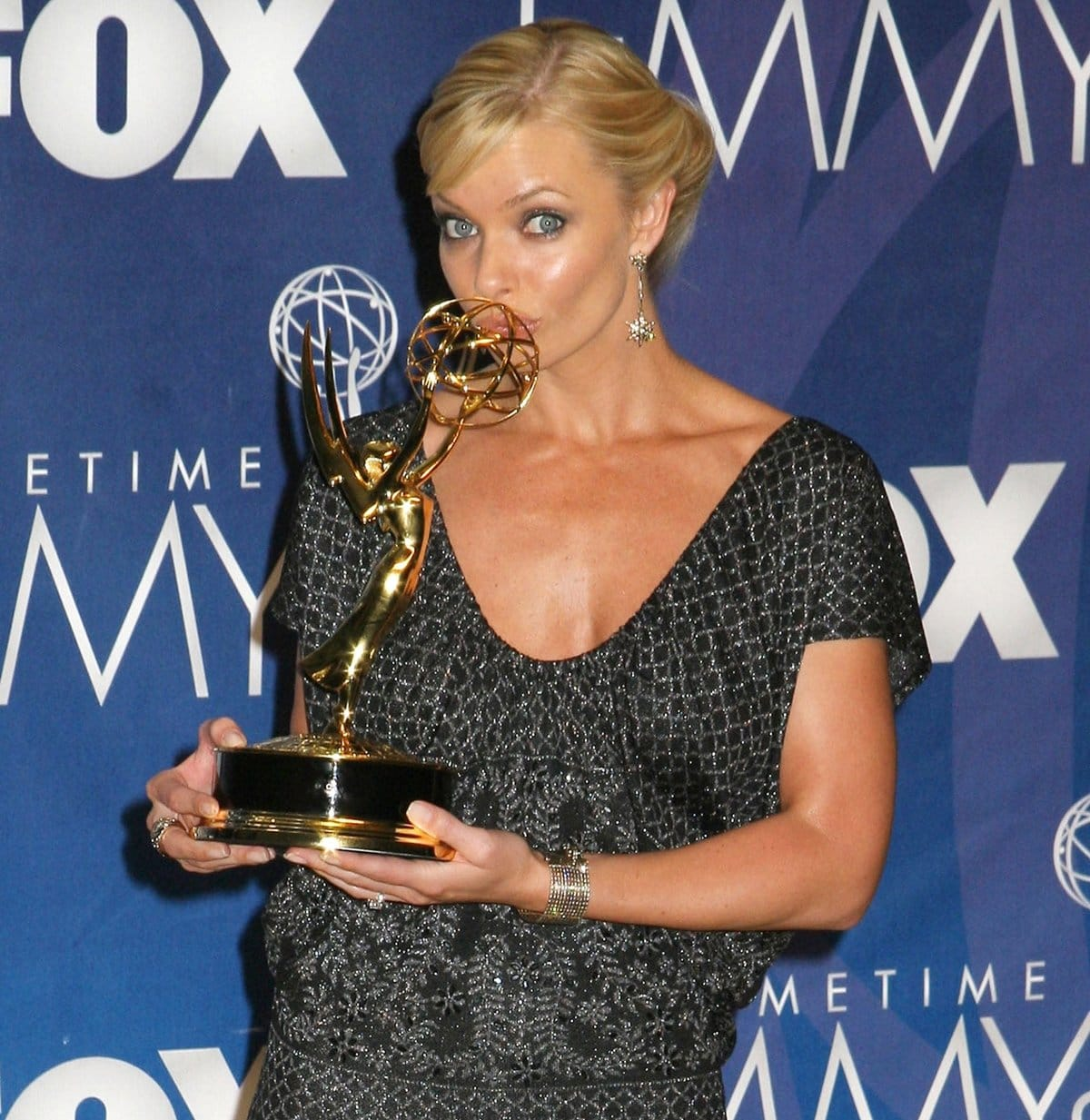 Jaime Pressly won an Emmy Award for Outstanding Supporting Actress in a Comedy Series for her work on the American sitcom television series My Name Is Earl