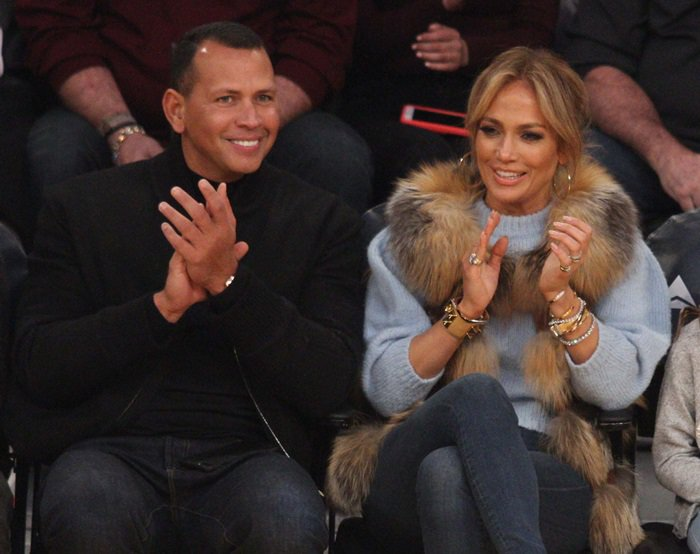 Jennifer Lopez and Alex Rodriguez first met at a Yankee game in 2005 and rekindled their friendship after a random run-in in 2017