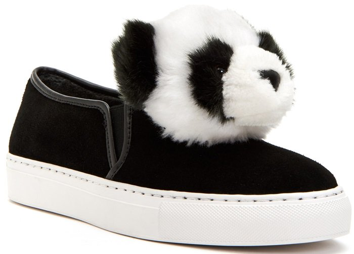 Katy Perry 'The Joy' Panda Slippers