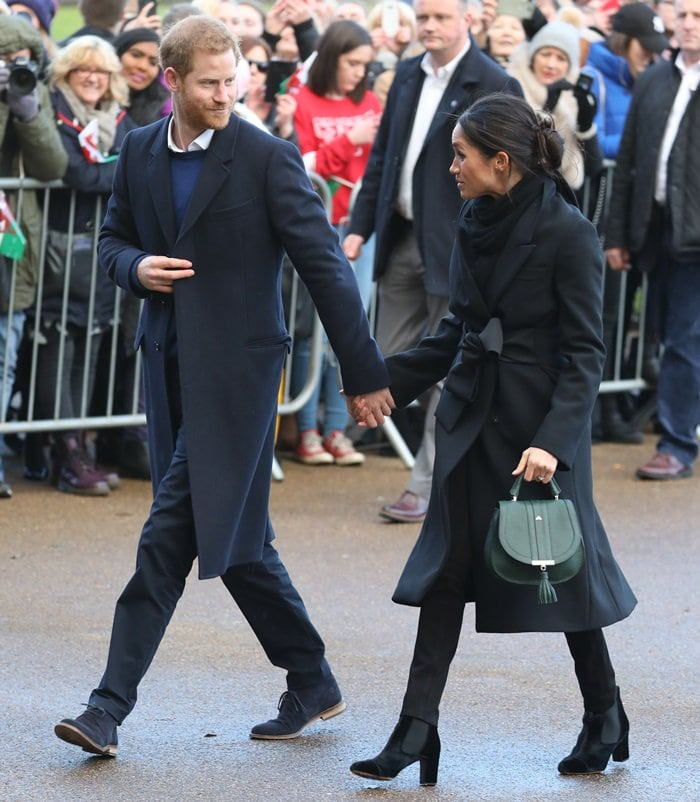 Why Meghan Markle Loves Tabitha Simmons Kiki Ankle Boots