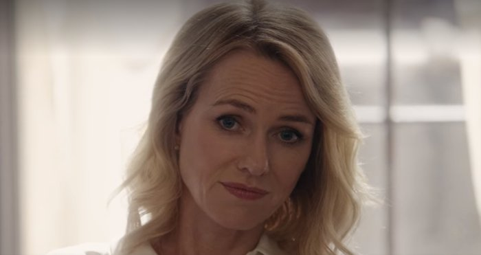 Naomi Watts stars as psychologist Jean Holloway in Gypsy, an American psychological thriller web television series