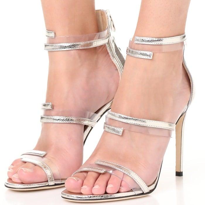 Sergio Rossi 'Karen' Sandal Heels