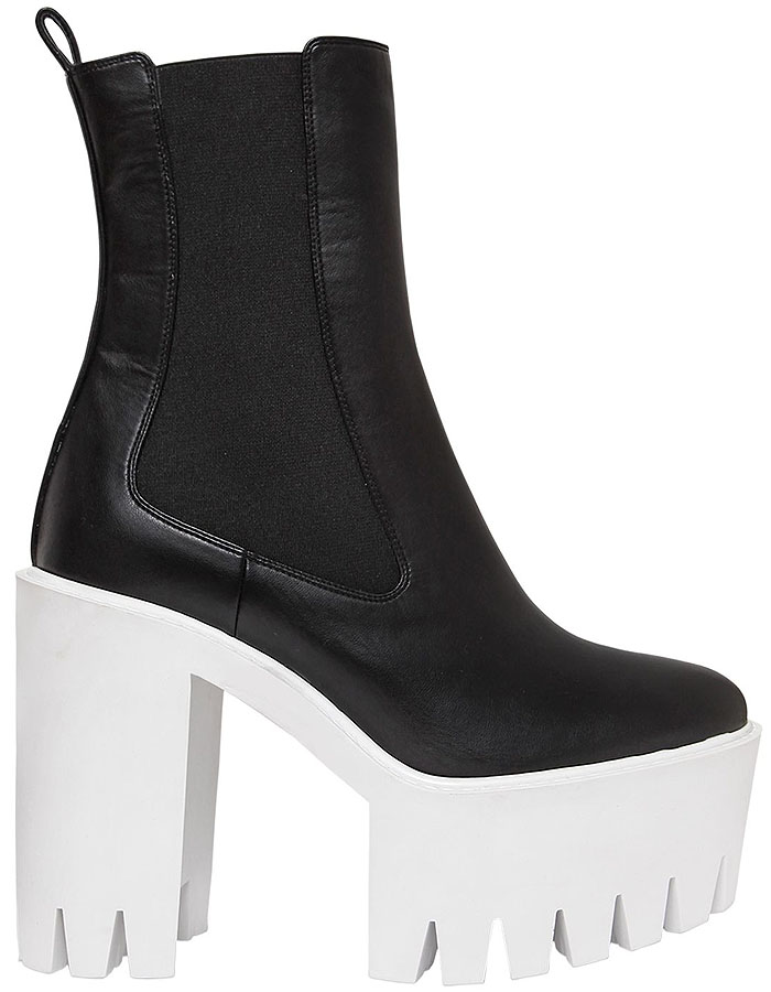 "Stella McCartney ""Monster"" platform boots"