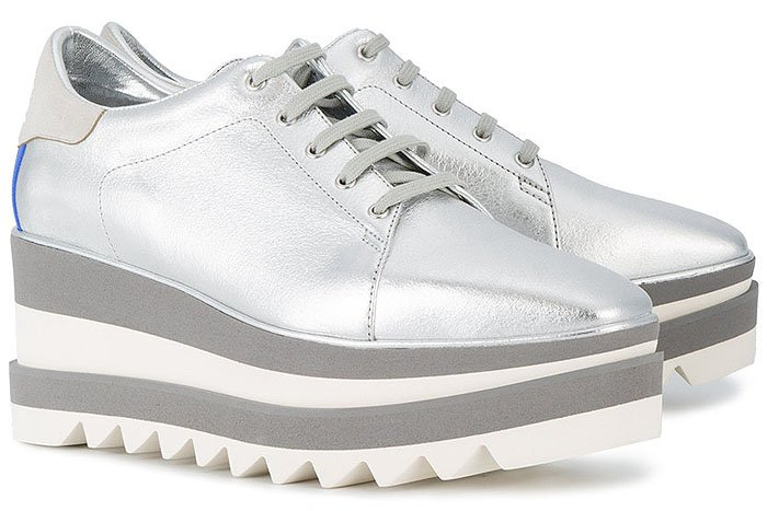 "Stella McCartney ""Sneak-Elyse"" platform sneakers"