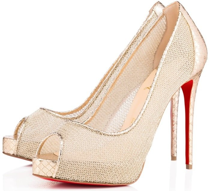 3da2233da053 Red Bottom Wedding Shoes  10 Christian Louboutin Bridal Heels for 2018