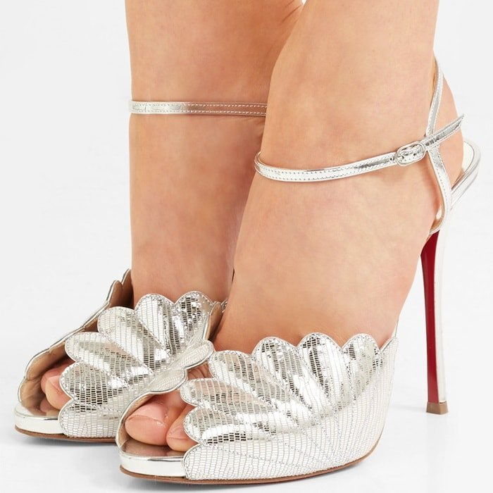 low priced db6fa 208fe Cinderella Shoes by Christian Louboutin: Fairy Tale Red ...