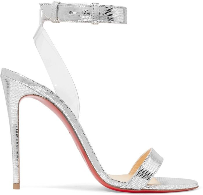 Jonatina Illusion Red Sole Sandals