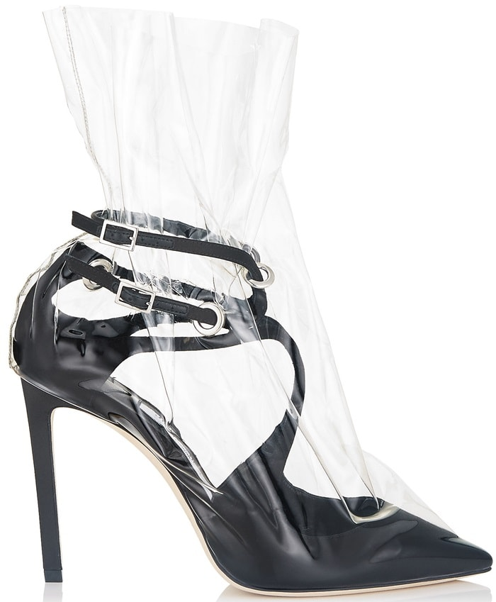 Exclusive OFF-WHITE™ C/O JIMMY CHOO runway collection piece