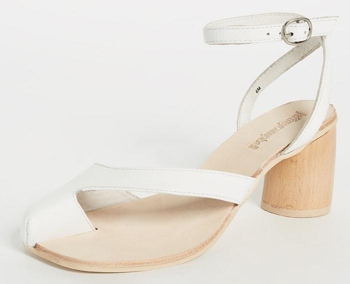 Jeffrey Campbell 'Hex' Block Heel Sandals