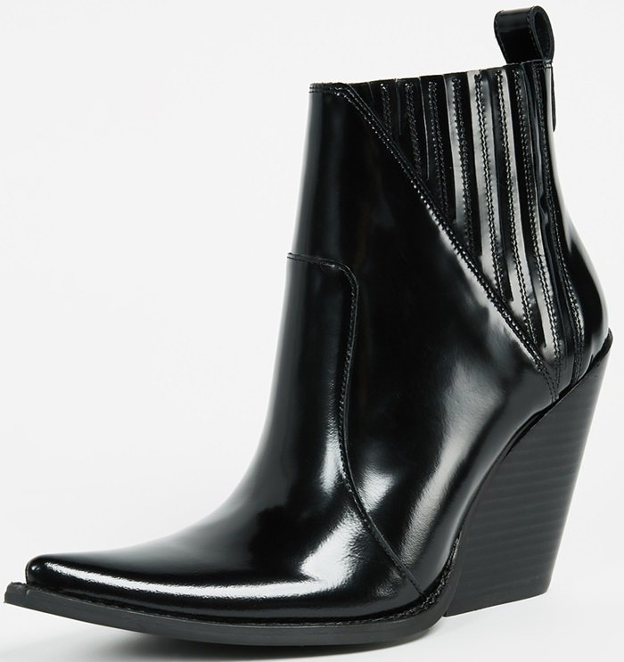 Jeffrey Campbell 'Homage' Point Toe Booties