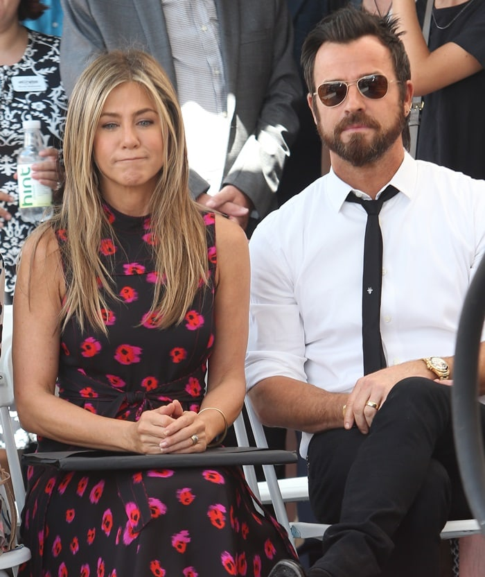 Jennifer Aniston and Justin Theroux got married in August 2015 and announced their separation in February 2018