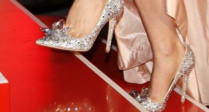 ed1a1d150ba9 Jimmy Choo Cinderella Shoes  20 Bridal and Party Flats and Heels