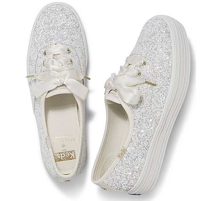 Keds for Kate Spade New York 'Triple Glitter' Sneakers