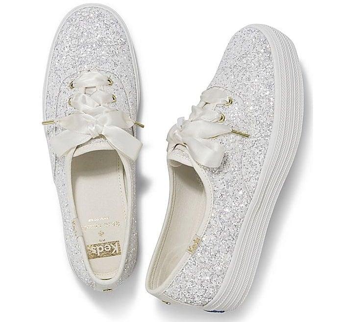 Keds for Kate Spade New York 'Triple Glitter' Sneakers