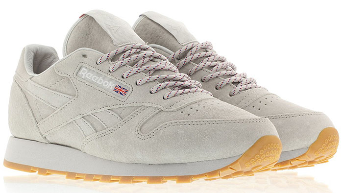 Kendrick Lamar x Reebok 'Classic Leather' sneakers.