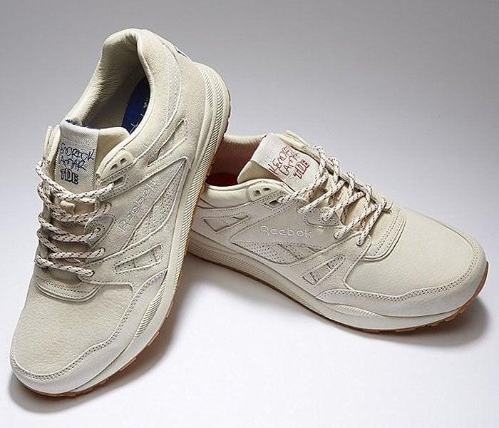 Kendrick Lamar x Reebok 'Ventilator' sneakers.