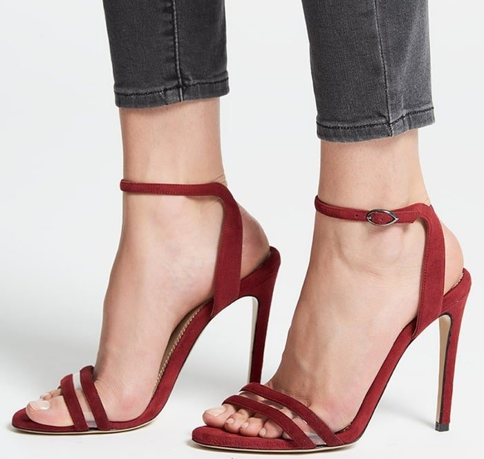 Neil J Rodgers 'Stella' Barely-There Sandals