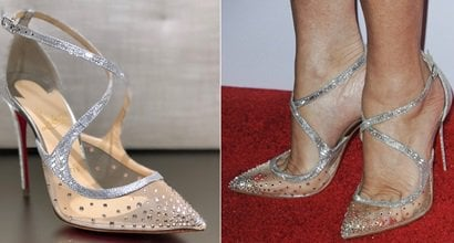official photos f9a81 679a4 Twistissima Strass by Christian Louboutin: Why Celebrities ...