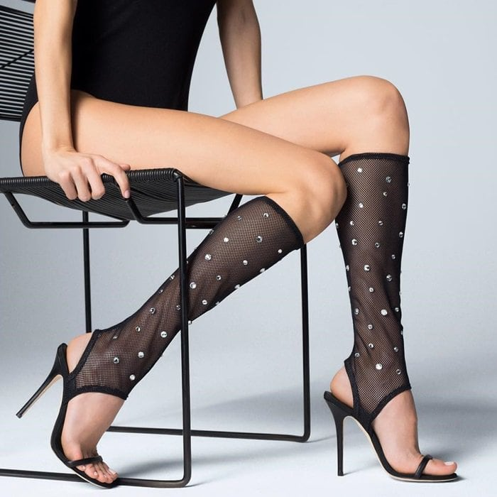 Your legs will thank you when you lean in with these beauties and watch how everyone comes running to you