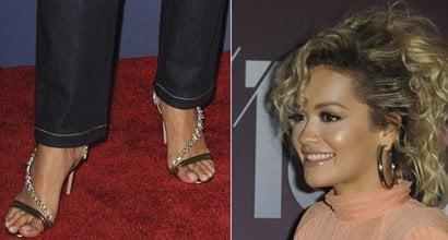 Feet rita ora Rita Ora