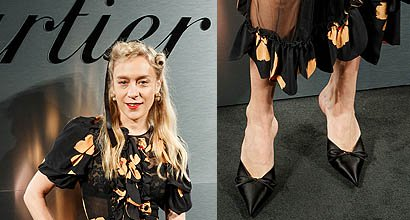 af588adaacb Chloe Sevigny Obsessed with Balenciaga s Cult-Favorite  Knife  Mules